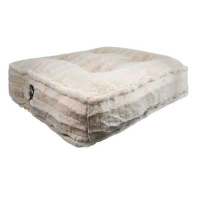 Sicilian Rectangle Bed in Natural Beauty BEDS, bolster dog beds, NEW ARRIVAL, rectangle dog beds