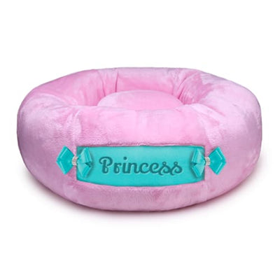 Spa Puppy Pink & Bimini Blue Customizable Dog Bed NEW ARRIVAL