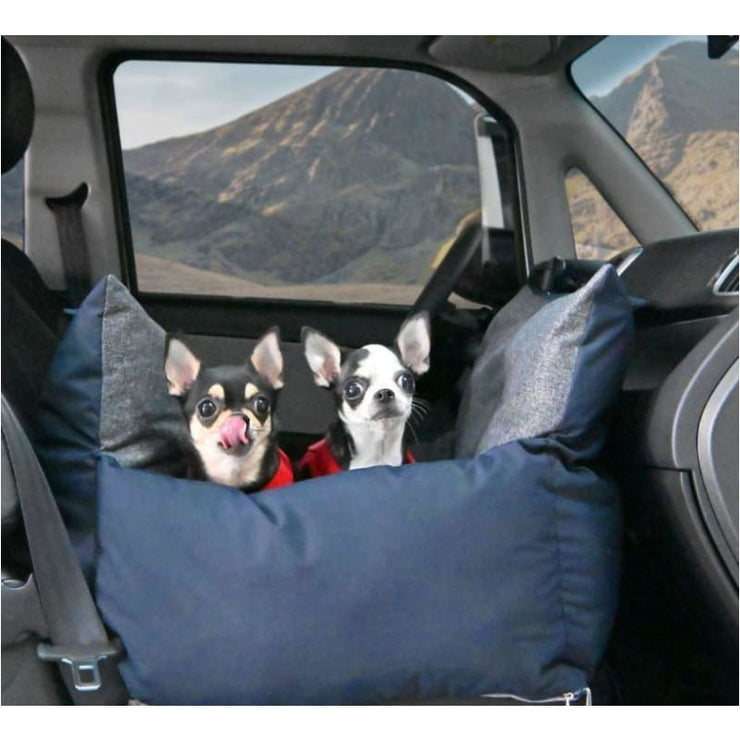 Copy of Waterproof Puppia Dog Car Seat in Navy CAR SEATS CAR SEATS, car seats for dogs, crash tested car seats for dogs, dog car seats,