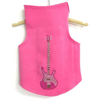 Pink Motorcycle Dog Tank Top clothes for small dogs, cute dog apparel, cute dog clothes, dog apparel, dog sweaters
