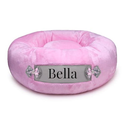 Puppy Pink Customizable Dog Bed NEW ARRIVAL