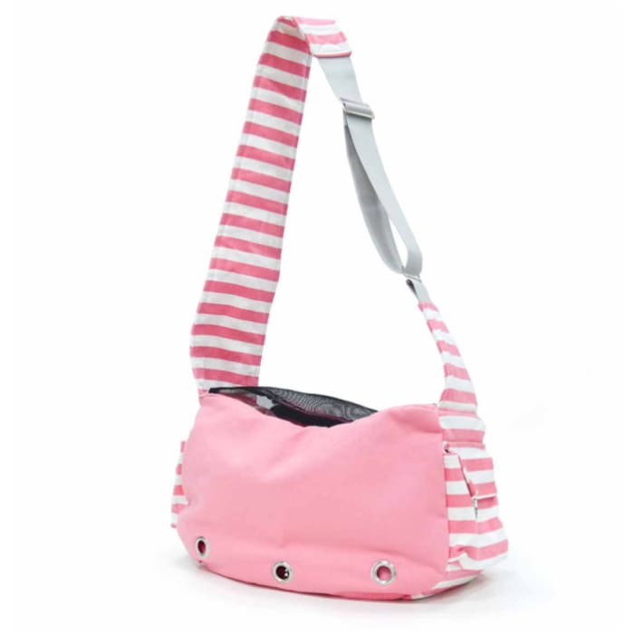- Pink Soft Sling Dog Carrier Dog Carriers Dogo New Arrival