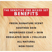 The Sensitive One Shampoo + Conditioner Box Set NEW ARRIVAL