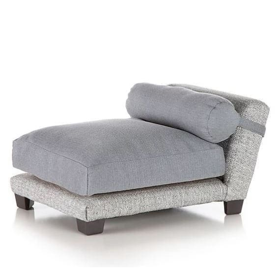 - Club Nine Pets Orthopedic Mid-Century Dog Chaise Smoke NEW ARRIVAL