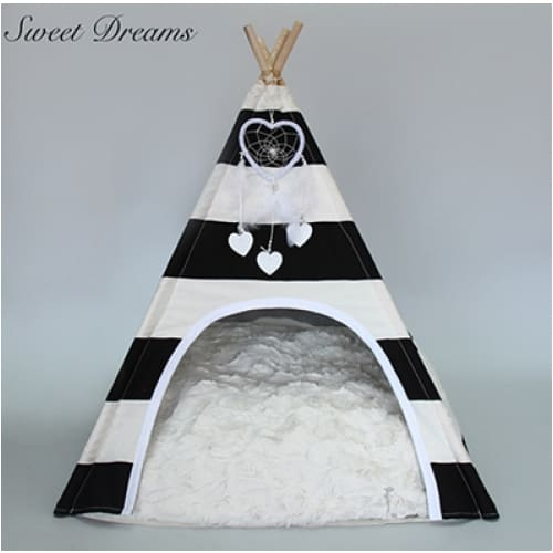 - Sweet Dreams Dog Teepee