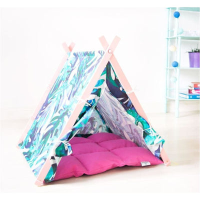 - The Urban Jungle Pet TeePee etsy NEW ARRIVAL