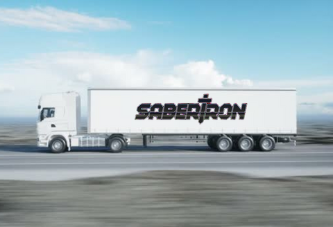 Sabertron is Shipping