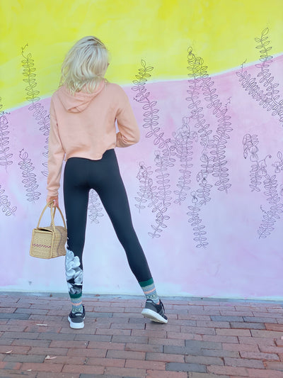 Worthy Of Love Leggings