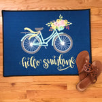 Hello Sunshine Floor Mat