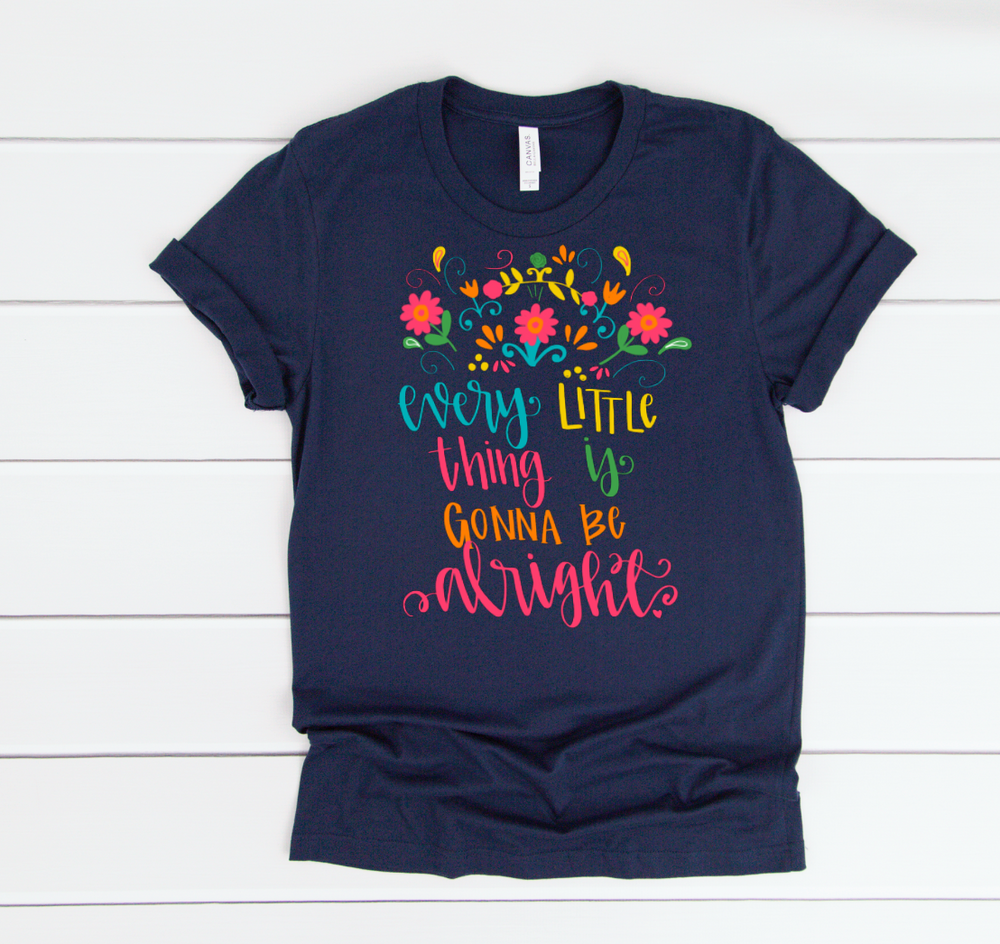Every Little Thing Short Sleeve Tee