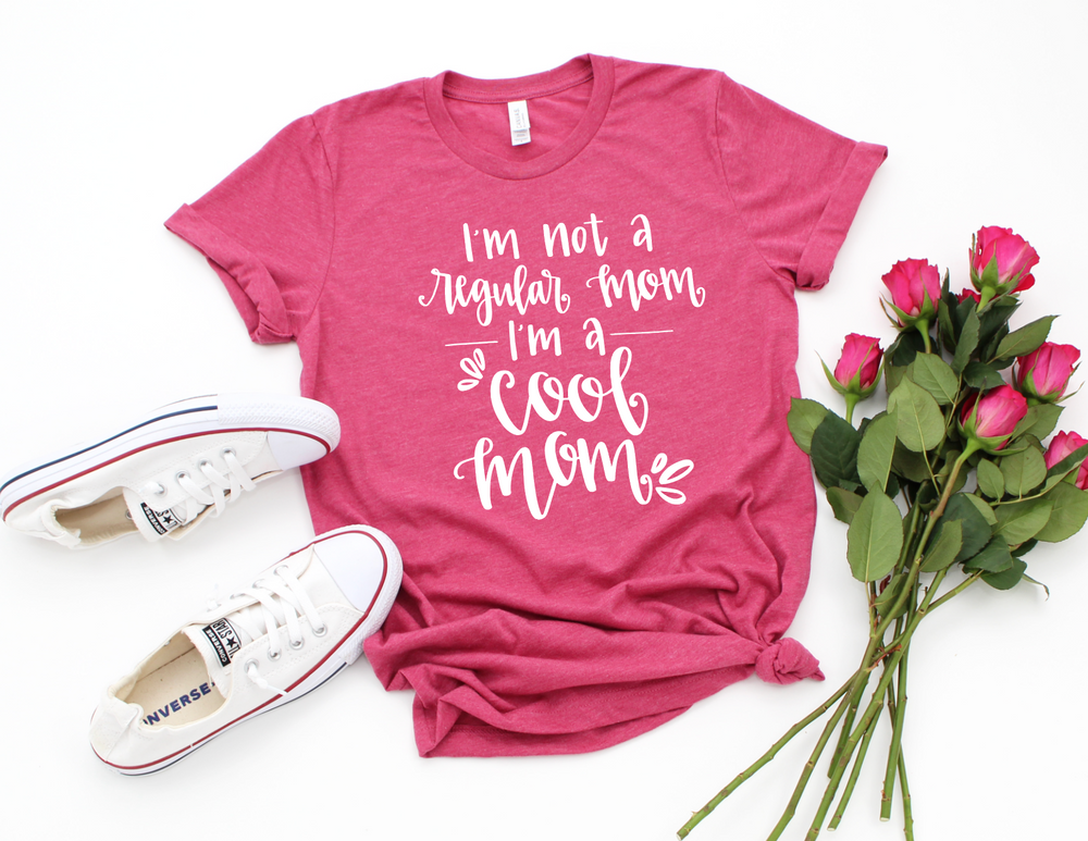 Cool Mom Short Sleeve Tee