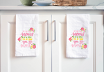 Of All the Moms in the World Tea Towel