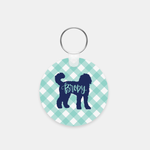 CHOOSE YOUR BREED Personalized Acrylic Keychain