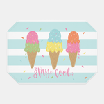 Stay Cool Ice Cream Placemats