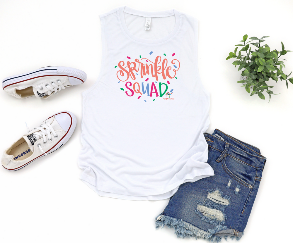 Sprinkle Squad Tee and Tank