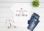Spirit Animal Tee and Tank