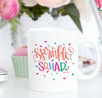 Sprinkle Squad Coffee Mug