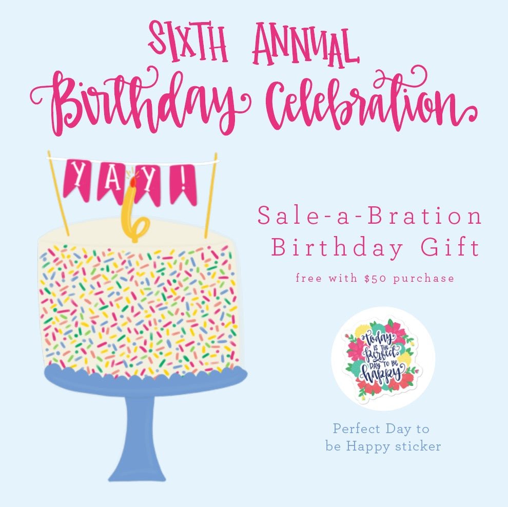Birthday Celebration $50 Free Gift