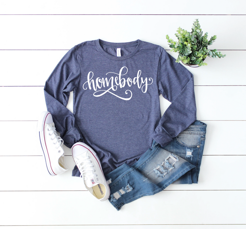 Homebody Long Sleeve Tee
