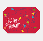 Merry and Bright Placemat