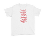 Christmas Favorites Youth Tee
