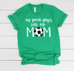 Soccer Mom Short Sleeve Tee