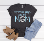 Volleyball Mom Short Sleeve Tee