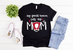 Band Mom Short Sleeve Tee