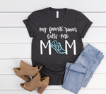 Cross Country Mom Short Sleeve Tee