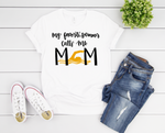 Swim Mom Short Sleeve Tee
