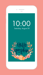 Hello Pumpkin September 2019 Tech Freebie