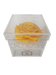 Single Rose Keepsake Box - Rosé Designs YYC