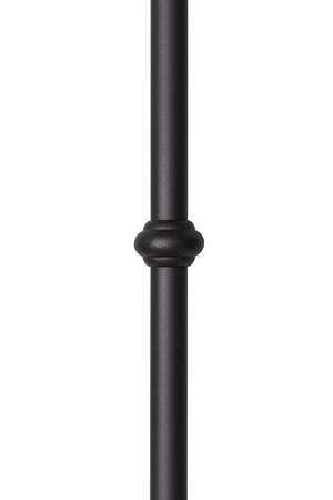 2GR10 - Iron Balusters - Round - Single Collar - 5/8""