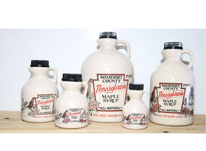 Maple Syrup - Plastic Containers