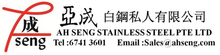 AH SENG STAINLESS STEEL PTE LTD