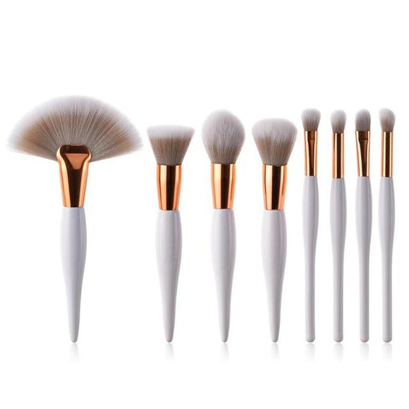 Pinceau de maquillage 8Pcs Professional Makeup ENNKE - May-P