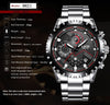 Montre pour Hommes Mode Top Marque De Luxe Full Business - May-P