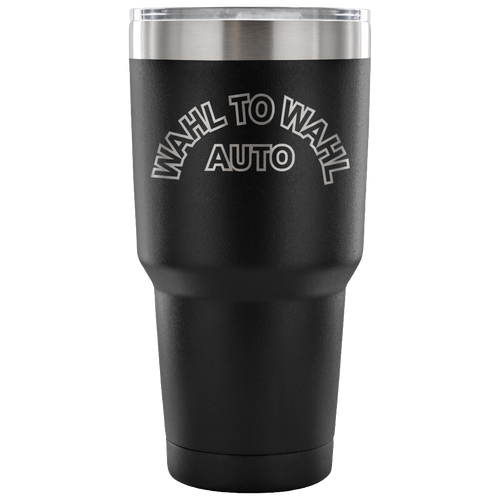 Wahl To Wahl Engraved Tumbler