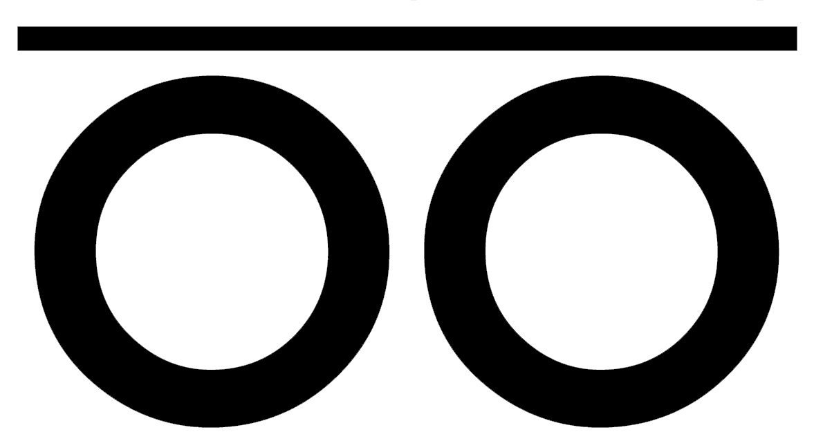 Black logo without the LAZYROLLING text