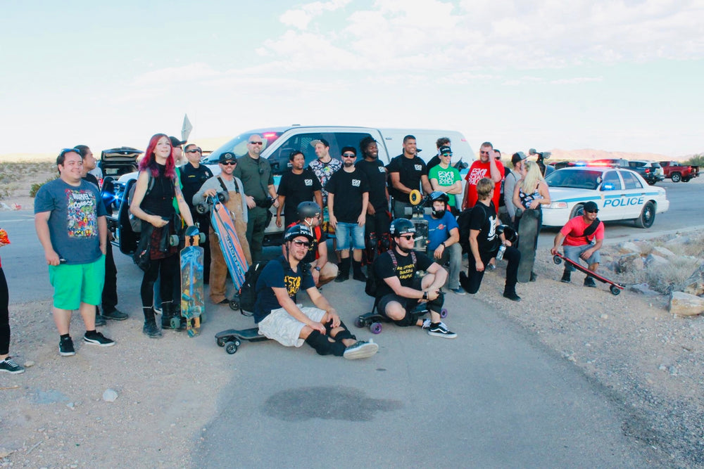 ESK8SQUAD RENEGADE WEEKEND, VEGAS 2018