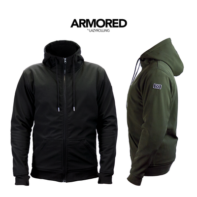 The ARMORED WATERPROOF WINDBREAKERS, by LAZYROLLING