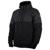 ARMORED BLACK ON BLACK REFLECTIVE JACKET
