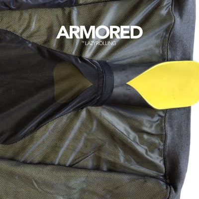 All pads for the ARMORED HOODIE