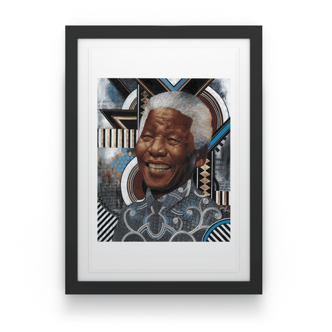 Loyiso Mkize - A Portrait of a Man I