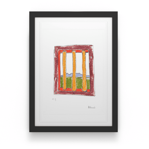The Window: Artist Proof