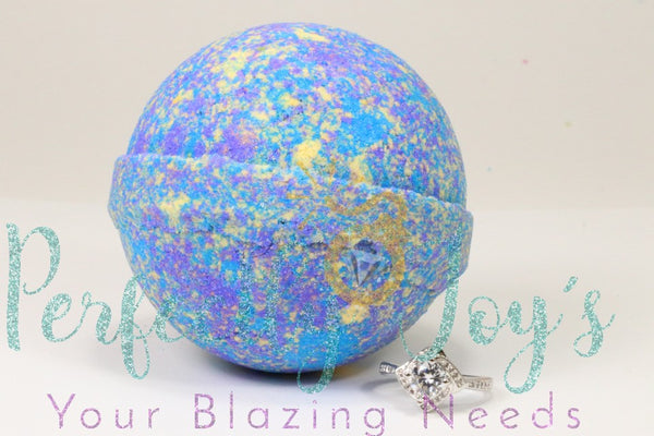 PJ Galaxy Ring Bath Bomb