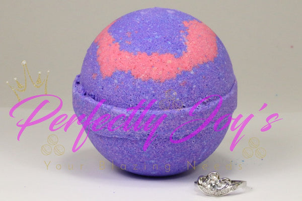 PJ Princess Ring Bath Bomb