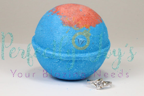 PJ Red Vs. Blue Ring Bath Bomb