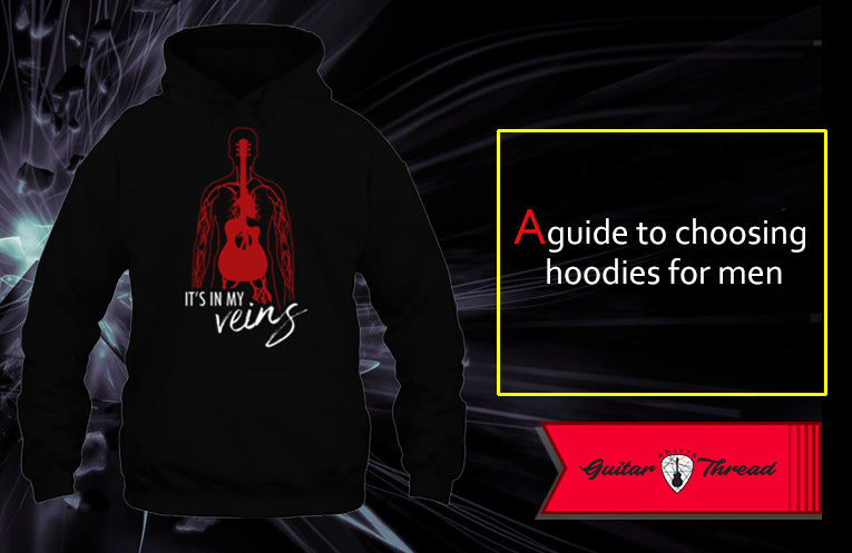 A Guide to Choosing Hoodies for Men