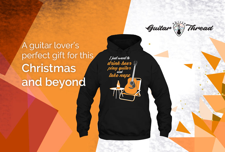 The Perfect Christmas Gift For Someone Who Is Passionate About The Guitar And The Music It Creates